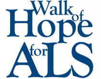 Walk of Hope for ALS – Sept. 8th