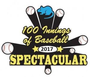 100 innings blue