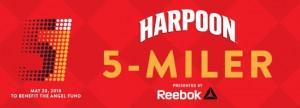 harpoon 5 miler 2018 logo