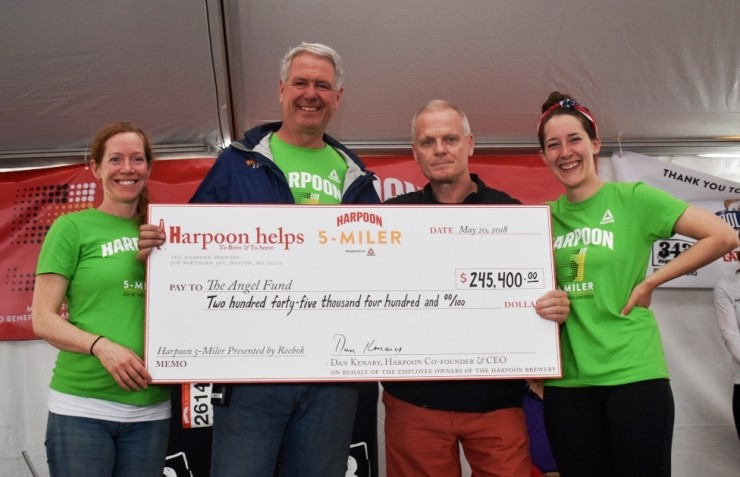 Harpoon 5 Miler – over $1.5 million for ALS Research