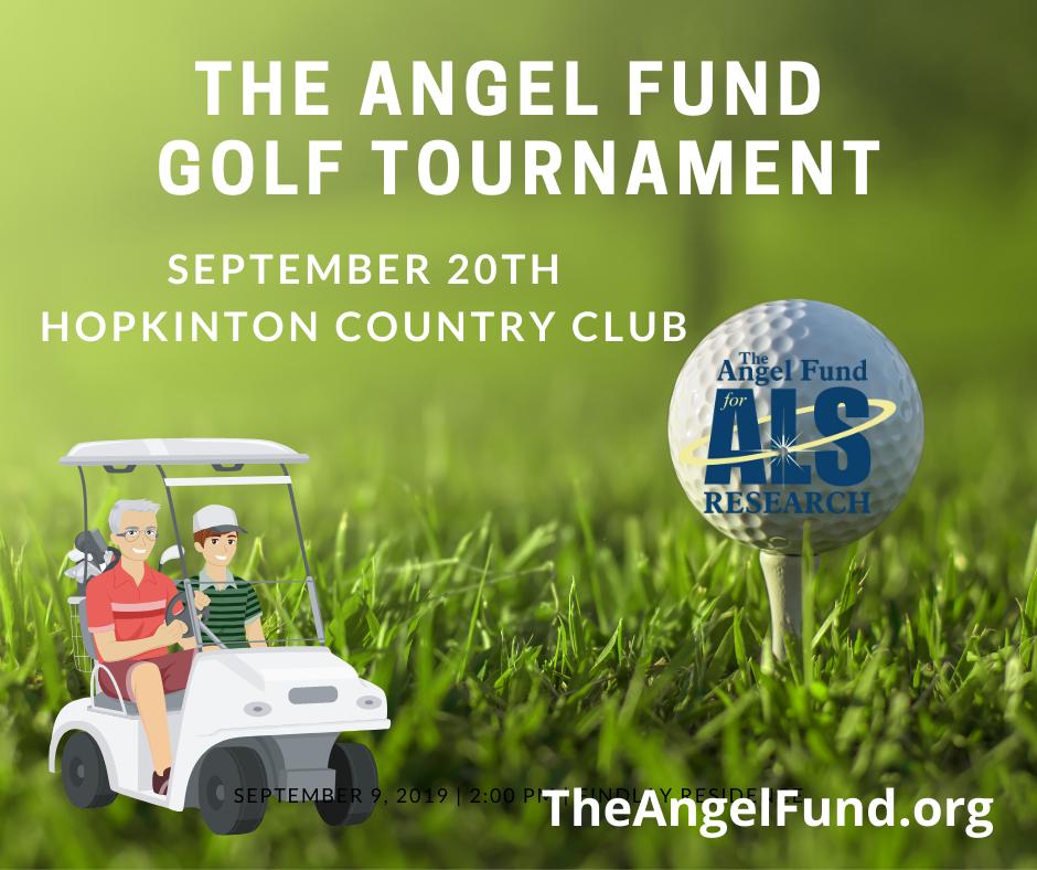 7th Annual Angel Fund Golf Tournament